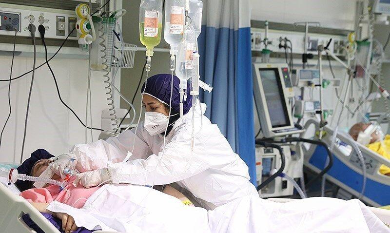کرونا جان ۳۷۴ نفر دیگر را در ایران گرفت   ۳۰۱ شهر کشور در وضعیت قرمز هستند