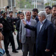 محمد هاشمیرفسنجانی ثبت نام کرد