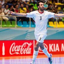 فوتبالیست گیلانی در لیست 10 نفره بهترین بازیکن جهان