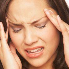 درمان سردرد های صبحگاهی