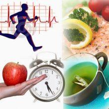 افزایش سوخت و ساز بدن :اگر در پی ارتقای سلامت و کاهش وزن خود هستید، نخستین چیزی که باید به آن توجه داشته باشید نرخ سوخت و ساز است.