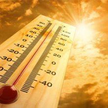 افزایش دمای کشور :در دو روز آینده به سبب نفوذ جریانهای شمالی ضمن کاهش نسبی دما در نوار شمالی کشور، در برخی مناطق استانهای ساحلی دریای خزر و اردبیل ابرناکی