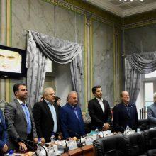 در هشتمین جلسه که بدون حضور محمدحسن عاقل منش برگزار شد چند لایحه و طرح در دستور کار قرار گرفت و اعضای شورا در کمیسیونهای فرعی شهرداری رشت مشخص شدند.
