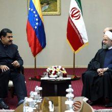 رییس جمهور در دیدار رییس جمهور ونزوئلا ، تداوم رایزنی میان کشورهای صادرکننده نفت را ضروری خواند و اظهارداشت: تلاش های اعضای اوپک و غیراوپک و بویژه ونزوئلا