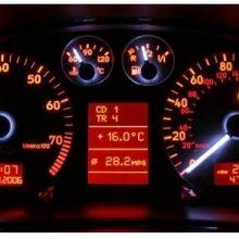 با این حال، مسافت طی شده در هر خودرو، از طریق کیلومترشمار ، ثبت میشود که کارکرد کلی آن، در پنل فرمان نمایش داده میشود. کیلومترشمار ، کارکرد خودر