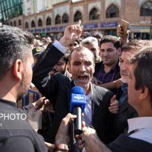 در ابلاغیه شعبه ۴ بازپرسی دادسرای فرهنگ و رسانه تهران خطاب به بقایی آمده است: در خصوص گزارش علیه شما دایر بر توهین به مسئولین قوا و نشر اکاذیب به قصد