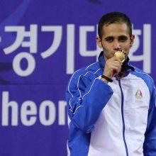مربی و قهرمان گیلانی به عنوان یکی از ۱۵ نفر نهایی کمیسیون ورزشکاران کمیته ملی المپیک انتخاب شد.نخستین دوره انتخابات کمیسیون ورزشکاران کمیته ملی المپیک