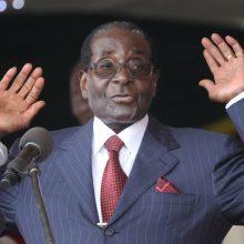 رئیس پارلمان زیمبابوه روز سهشنبه از استعفای «رابرت موگابه » رئیسجمهور این کشور پس از فشارهای اخیر نظامیان و همحزبیهایش خبر داد.