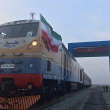 راهآهن بینالمللی آستارا-آستارا با حضور مسئولین راهآهن جمهوری اسلامی ایران و جمهوری آذربایجان بهصورت رسمی مورد بهرهبرداری قرار گرفت.