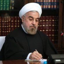 حسن روحانی رییس جمهور قانون بودجه ۱۳۹۷ کل کشور را به سازمان برنامه و بودجه ابلاغ کرد. قانون بودجه 97 کل کشور