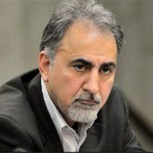 در حالی که جلسه غیررسمی اعضای شورای شهر برای بررسی استعفای شهردار تهران برگزار شد، نجفی این جلسه را ترک کرد.