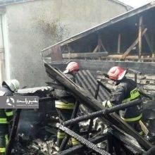 معاون عملیات آتشنشانی رشت گفت: آتشسوزی خانه ویلایی در کوچههای تنگ و باریک مهار شد.