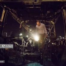 دادستان عمومی و انقلاب مرکز استان کردستان ضمن عرض تسلیت به بازماندگان حادثه آتش سوزی اتوبوس مسافربری سنندج از تشکیل پرونده قضایی