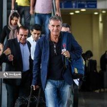 کارلوس کیروش به تهران برگشته و مشغول برنامهریزی برای جام ملتهای آسیاست. کیروش تا پایان جام ملتها