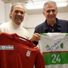 با پایان رسمی قراردارد کارلوس کیروش با فدراسیون فوتبال ایران در روز ۳۱ جولای (۹ مرداد) بحث حضور او روی نیمکت الجزایر بیش از پیش شنیده میشود.