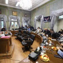 عصر دوشنبه پنجاه و پنجمین جلسه شورا ی اسلامی شهر رشت در تالار شورا برگزار شد و در این جلسهتصمیم نهایی برای پذیرش میزبانی