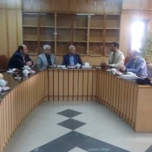 در جلسه مشترک اعضای شورا و سرپرست شهرداری با معاونت هماهنگی امور عمرانی استانداری گیلان مطرح شد: