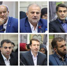 درخواست اعضای شورای شهر از فرماندار رشت