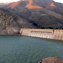 افزایش ذخیره آب سد مخزنی سفیدرود