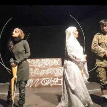 لغو مجوز اجرای یک نمایش در قوچان بهعلت حضور همزمان بازیگران زن و مرد!