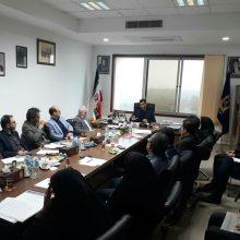 """برگزاری جلسه """"تبیین رهنمودهای کلان، سیاستهای اجرایی و تکالیف بودجه ای سال ۱۳۹۸"""""""
