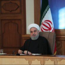 حجتالاسلام و المسلمین حسن روحانی در دیدار با مدیران ارشد وزارت راه و شهرسازی با اشاره به اینکه گزارشهای این وزارتخانه امیدوارکننده بود، اظهار کرد: