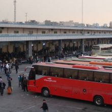 افزایش قیمت بلیت اتوبوس از ۲۵ اسفند ۹۷