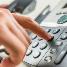 اختلال در تلفن ثابت در برخی مناطق گیلان، به دلیل کابل برگردان