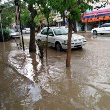 هواشناسی ایران ۱۴۰۰/۰۱/۲۱| هشدار تشدید فعالیت سامانه بارشی/ بارش باران و تگرگ در ۲۳ استان